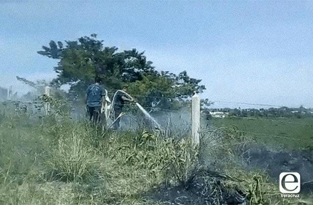 Incendios irregulares cerca de ductos molestan a vecinos del Puerto