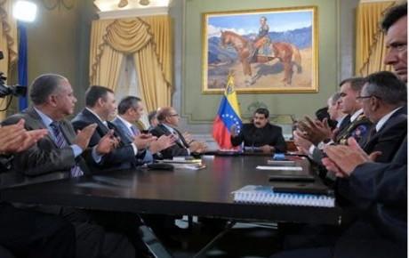 Tribunal Supremo de Venezuela le devuelve al Congreso sus poderes