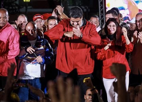 Hubo 'manipulación' de votos en Venezuela: empresa