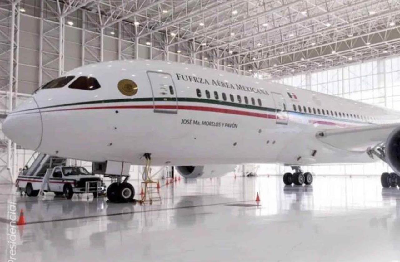 Ofrecen a las 4T 120 millones de dólares por avión presidencial