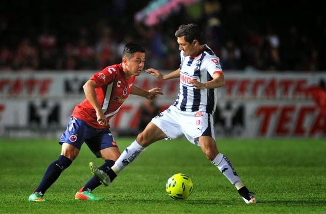 Veracruz  cae ante el Monterrey en la Copa MX
