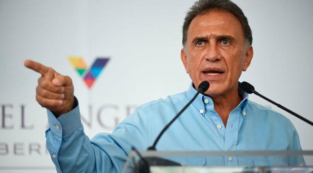 Asegura Yunes que ya se atiende feminicidio en Coscomatepec