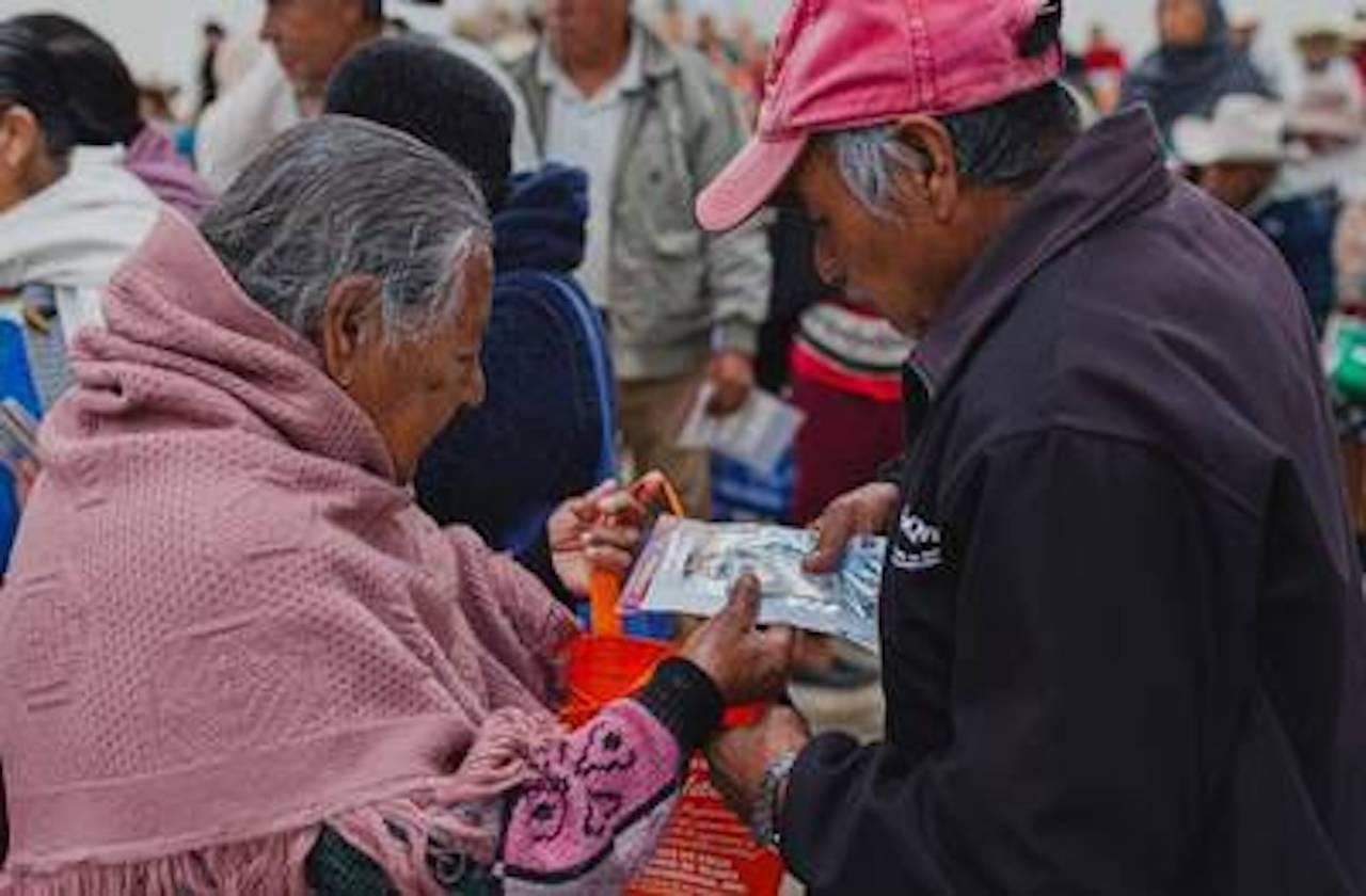 Veracruz cierra 2020 con 2 millones de beneficiarios: Huerta