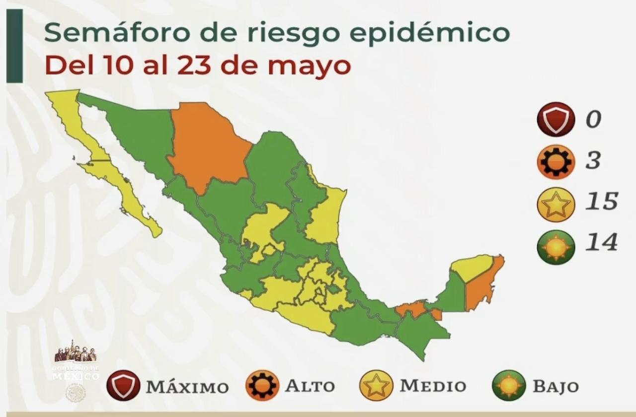 Veracruz llega a su cuarta quincena en semáforo verde