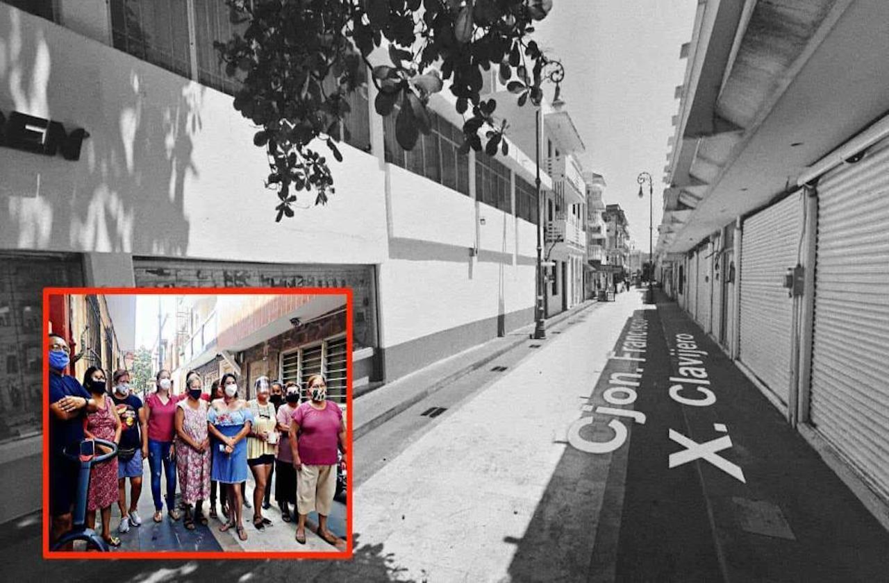 Veracruz puerto y sus zonas de robos constantes en pandemia