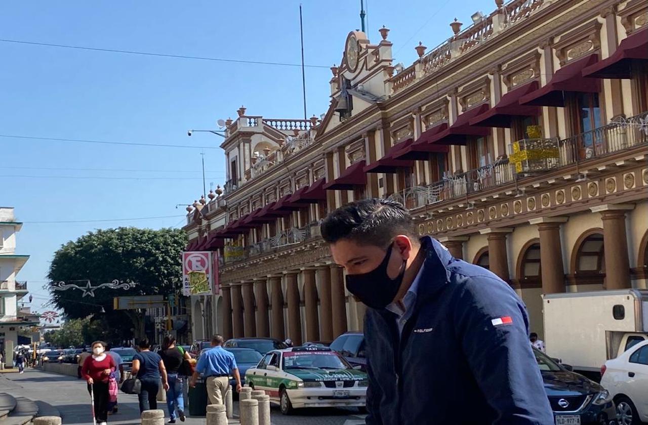 Veracruz seguirá en amarillo ante riesgo por covid: Gobernador