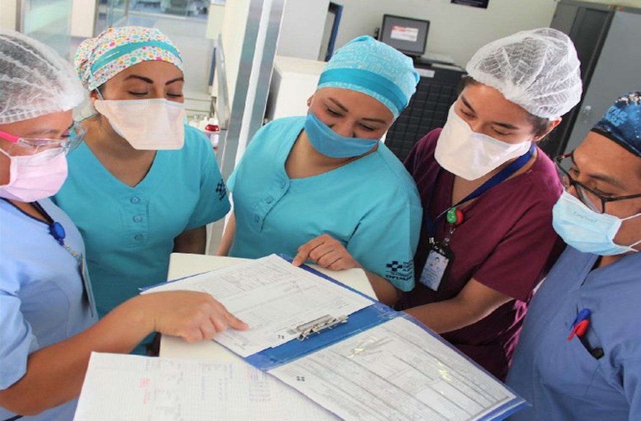 Veracruz, sin suficientes enfermeras para atender pandemia