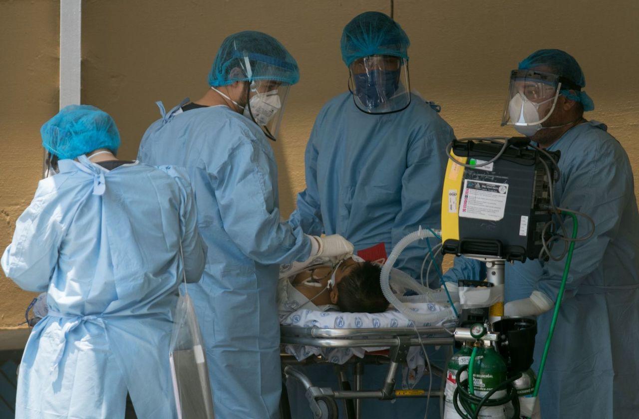 Veracruz suma 560 nuevos contagios de covid en un día