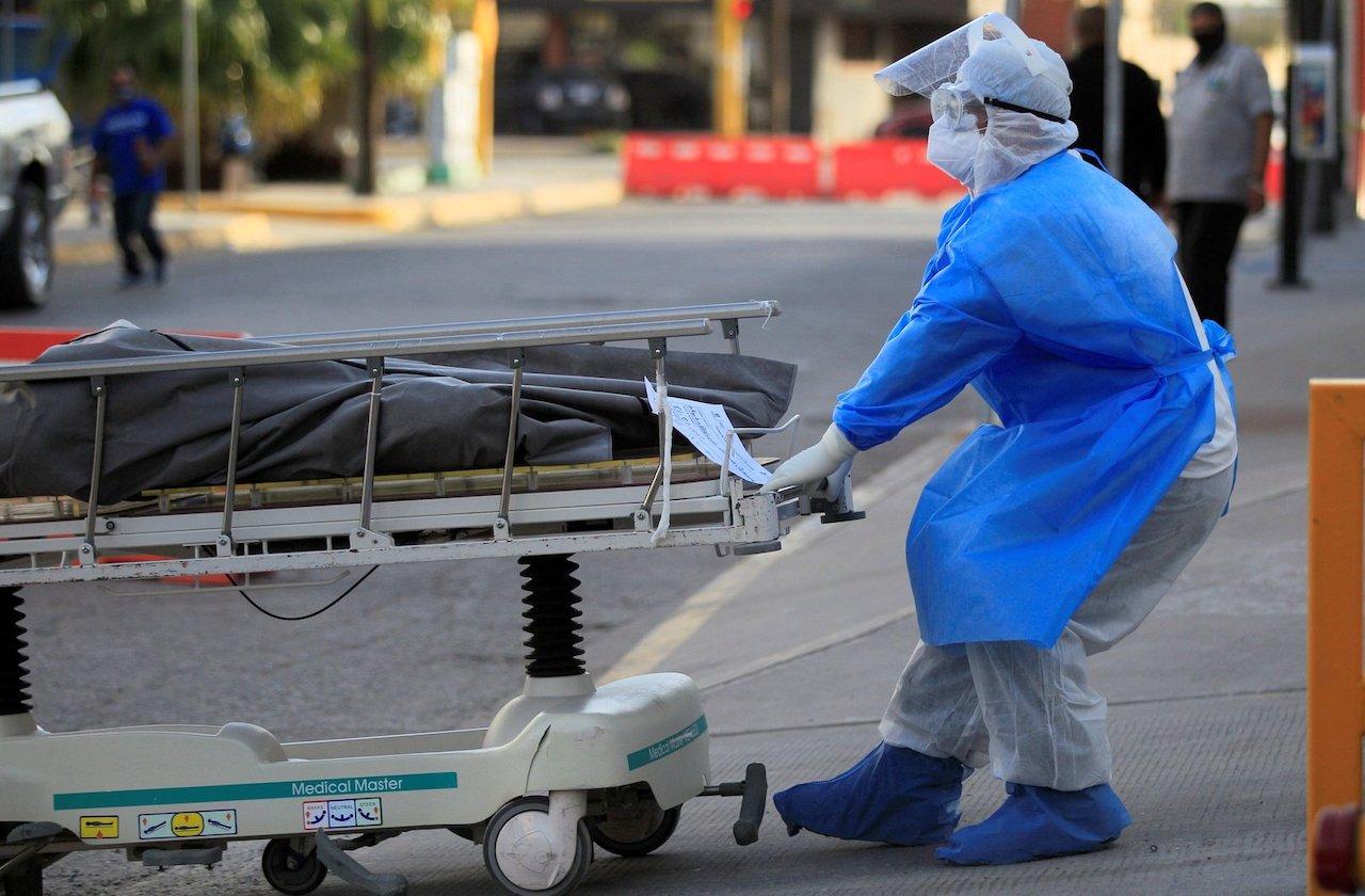 Veracruz suma 5 mil 367 muertes por coronavirus