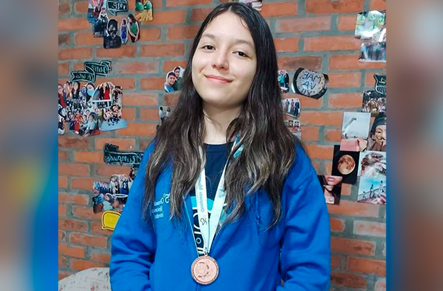 Veracruzana representará a México en Olimpiada de Informática en Suiza