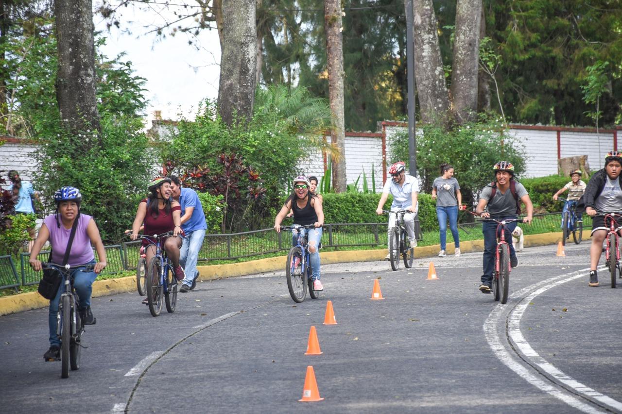 Vía Recreativa de Xalapa será alusiva al Día de Muertos