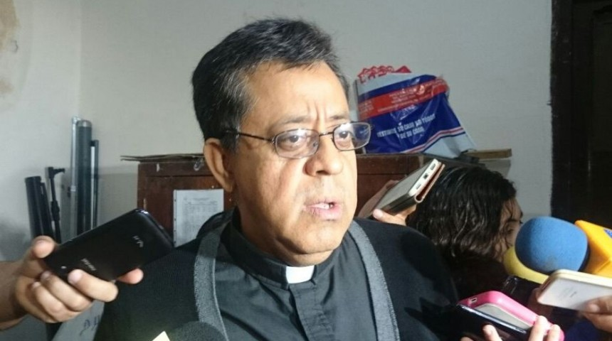 Rechazan señalamientos de Solalinde en la diócesis de Veracruz