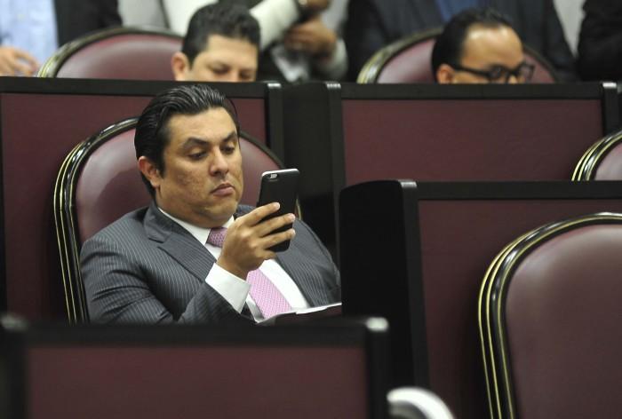Ex tesorero de Duarte se dice tranquilo y a disposición de quien lo requiera