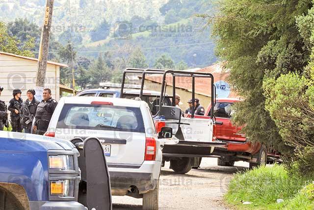 Enfrentamiento en Esperanza, Puebla, deja cinco delincuentes muertos