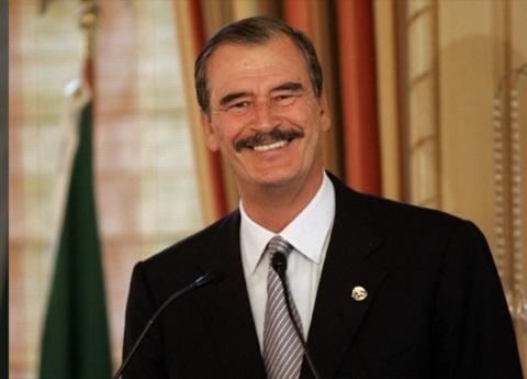 Vicente Fox debuta en la serie de Netflix, Club de Cuervos