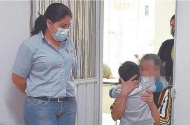 DIF rescata a menor en Córdoba; era obligado a pedir limosna