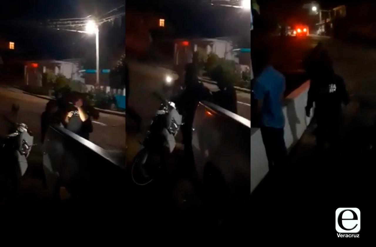 Video I Denuncian agresiones de policías en Tlaltetela