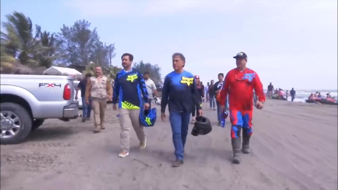 Los Yunes no violaron Ley Electoral con video de Chachalacas: TEV