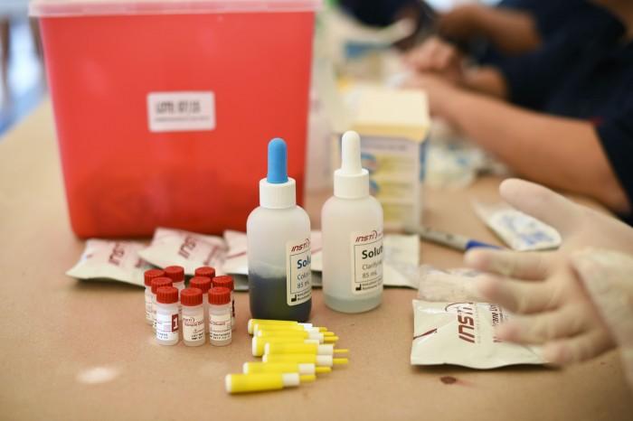 Veracruz cierra 2017 como puntero en VIH, incrementa tuberculosis