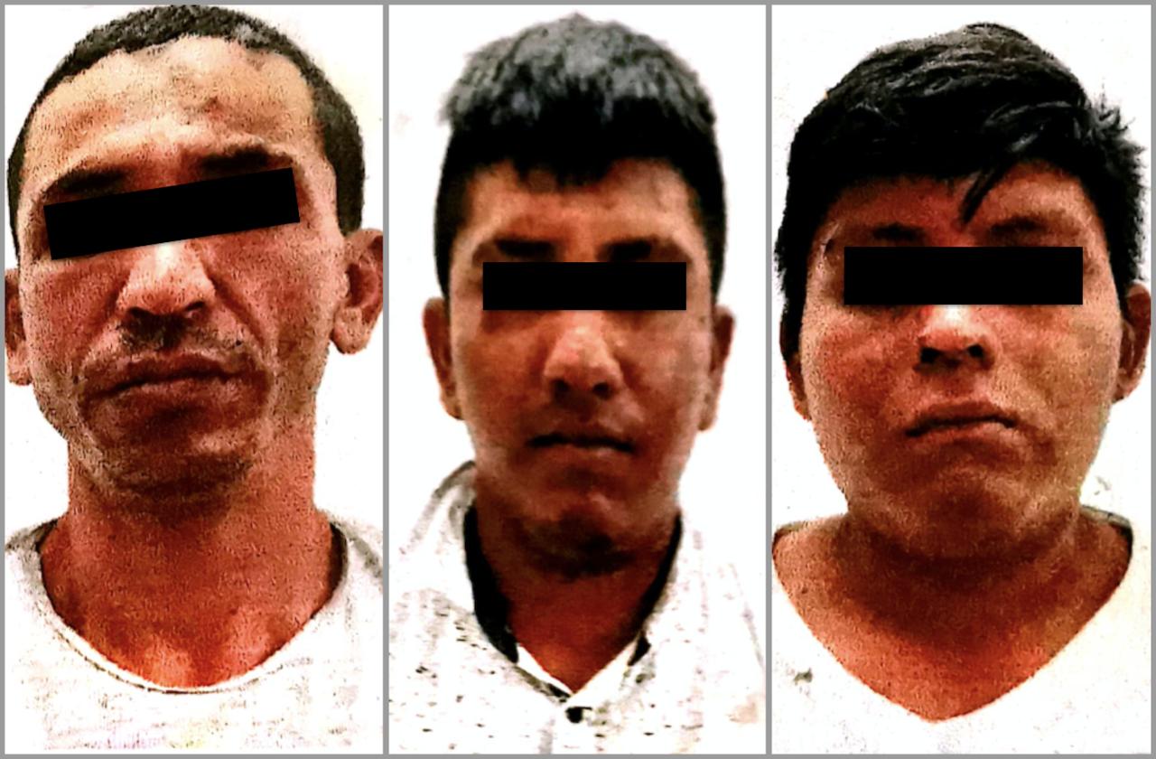 Vinculan a 3 por asesinato de elemento de Fuerza Civil, en Acayucan
