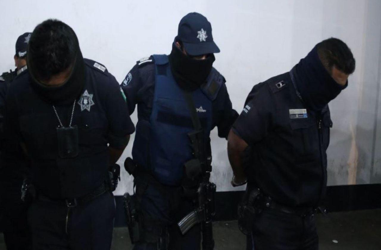 Vinculan a policías municipales de Álamo
