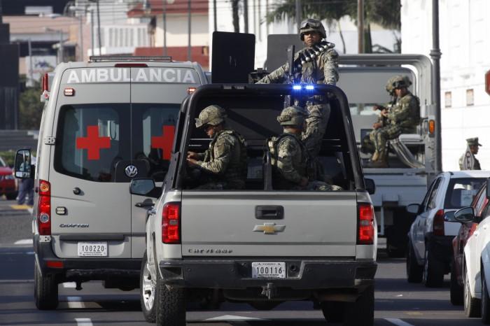 Equivocada la estrategia estatal y federal de combate al narco: Investigador