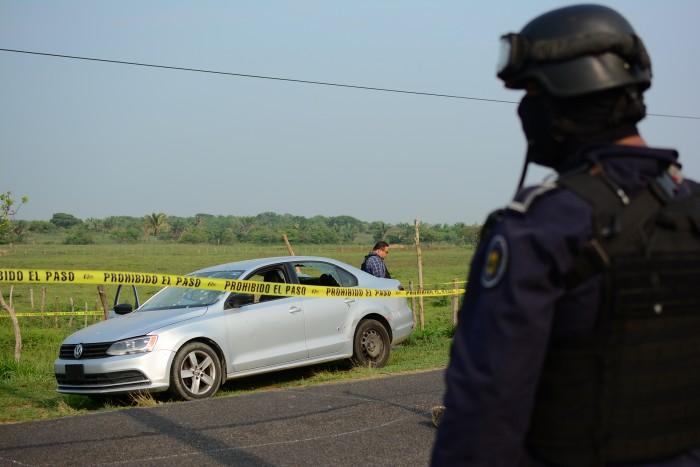Coatzacoalcos: van 11 homicidios en apenas 4 días