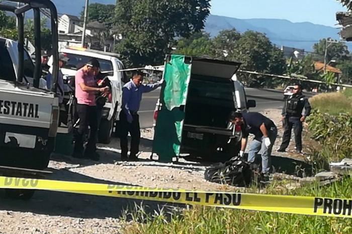 Primer día de Cuitláhuac inicia con ejecutados y descuartizados