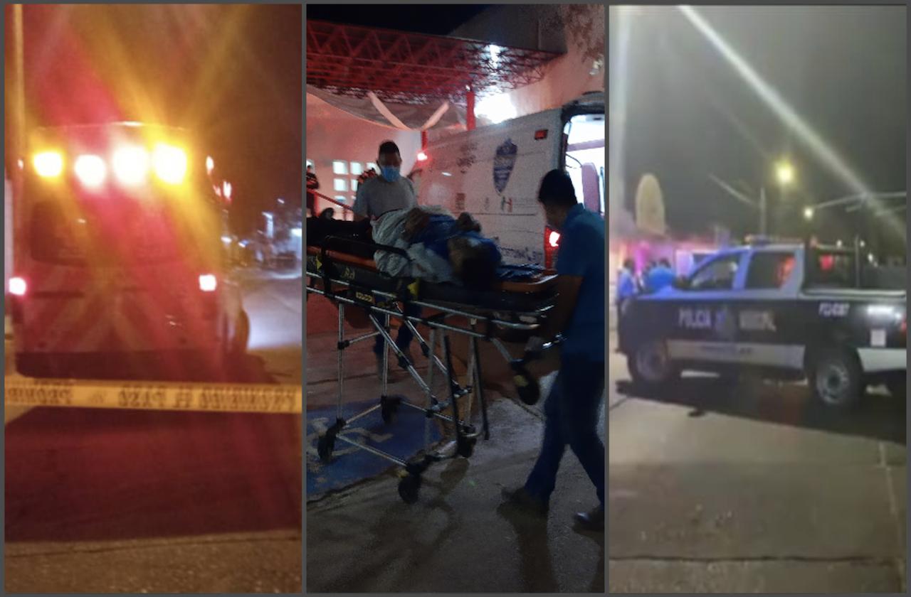 Violencia en el sur deja 2 asesinados y un herido, la noche de este martes