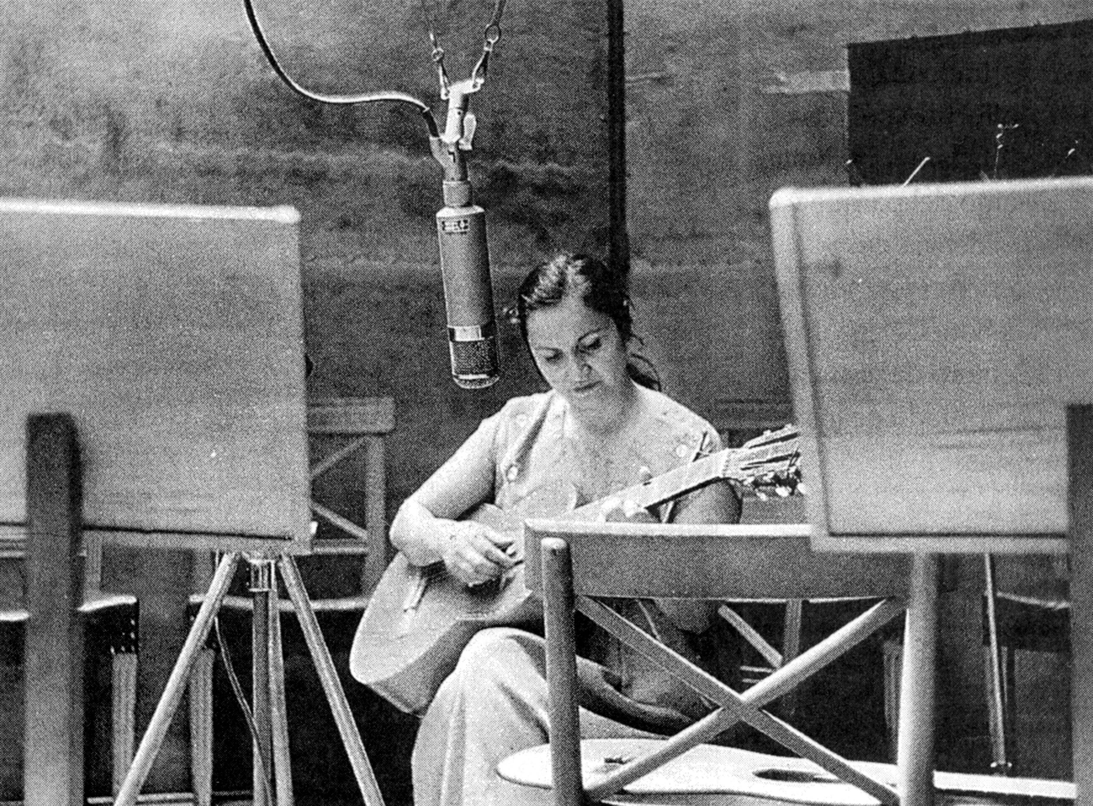 Google celebra los 100 años de Violeta Parra