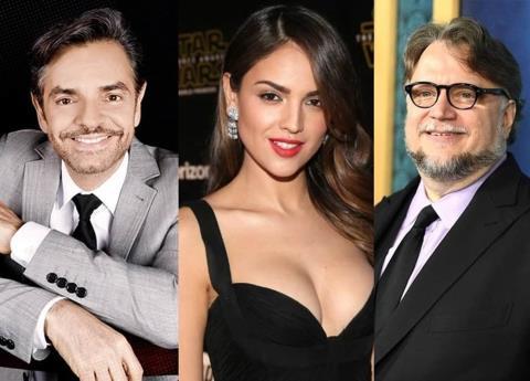 Los seis mexicanos en los premios Oscar