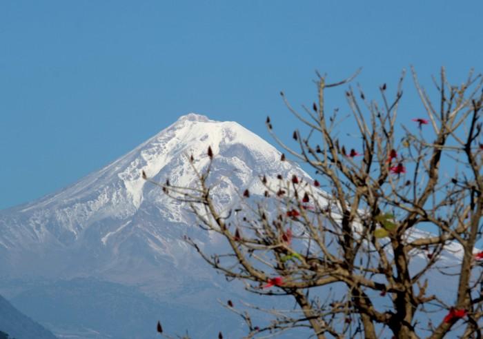 Volcanes hacen de México tierra minada