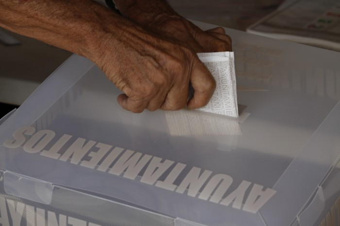Partidos impugnan los resultados electorales en 97 municipios