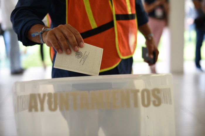 Morena va por la anulación de la elección en Veracruz puerto