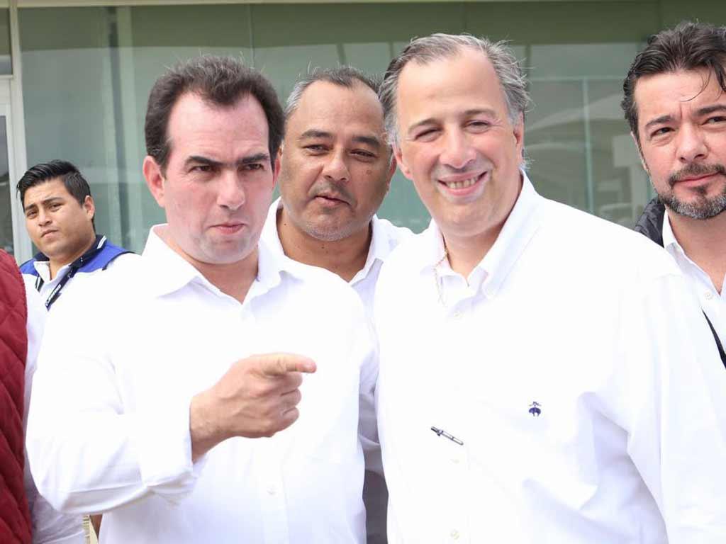 ¿Cuál es el panorama de Pepe Yunes y  Meade en Veracruz?
