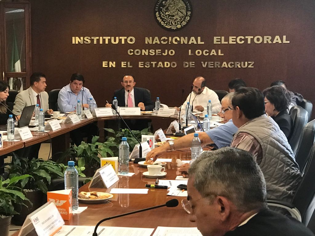 PRI y Morena solicitan apoyo a gobierno federal en elecciones extraordinarias