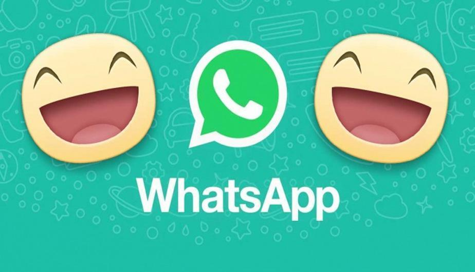 ¡Los stickers llegan a WhatsApp!
