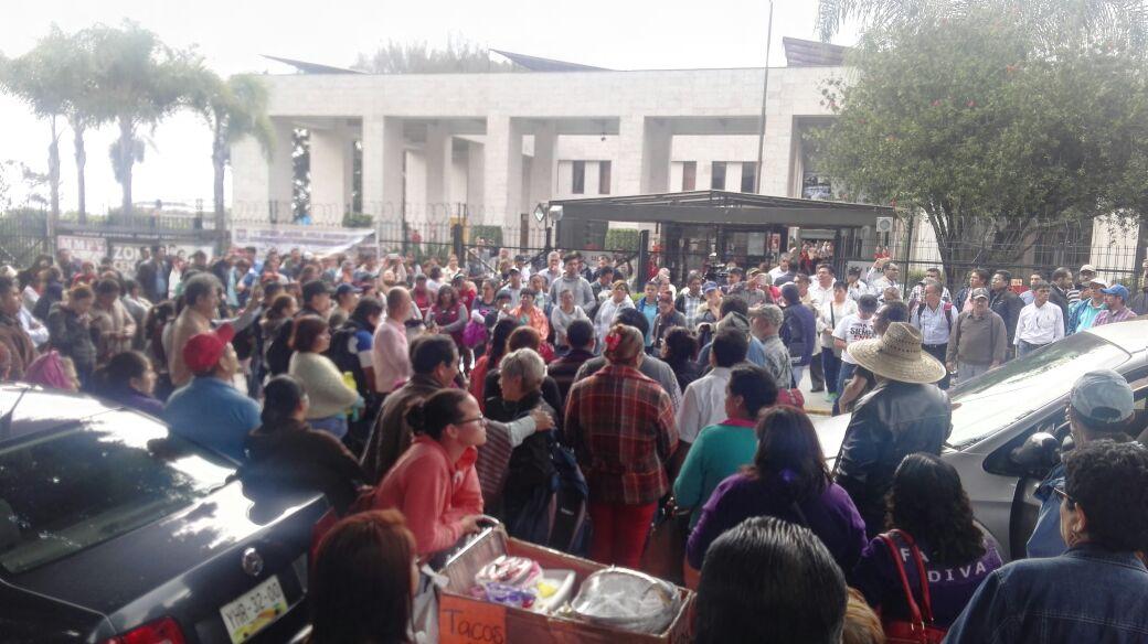 Respalda MMPV iniciativa de Morena contra evaluación docente
