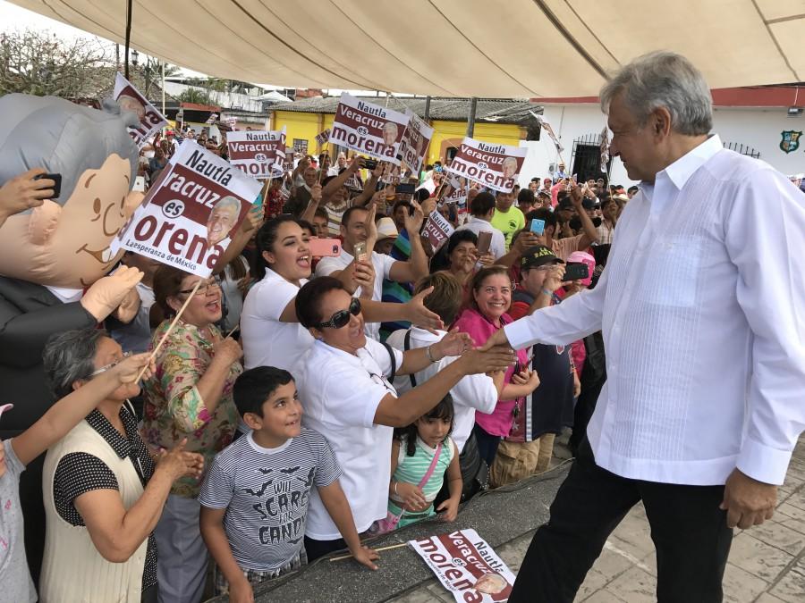 """Yo no conozco a Duarte, nunca lo vi"": López Obrador"