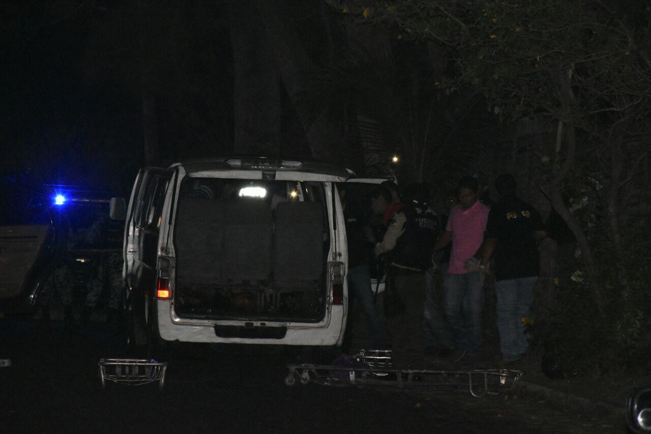 Encuentran 11 personas sin vida en Boca del Río, Veracruz