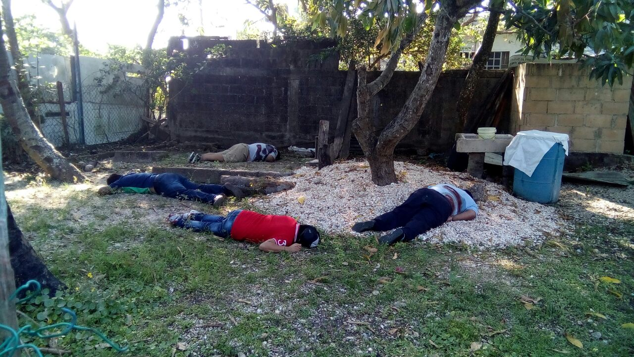 Ejecutan a cinco personas en Coatzacoalcos, Veracruz
