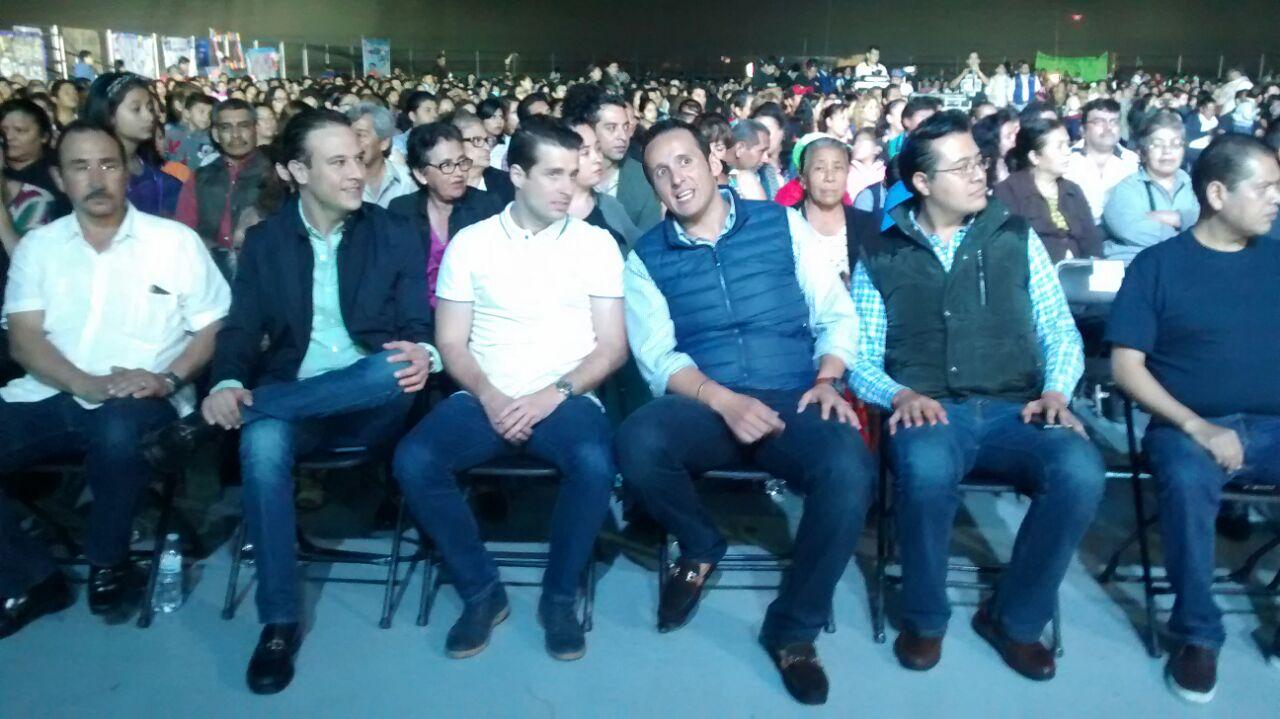 Diputado del PAN organiza festejo con la Sonora Dinamita