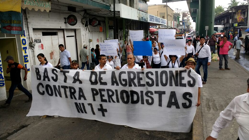 Periodistas exigen avances en investigaciones por agresiones