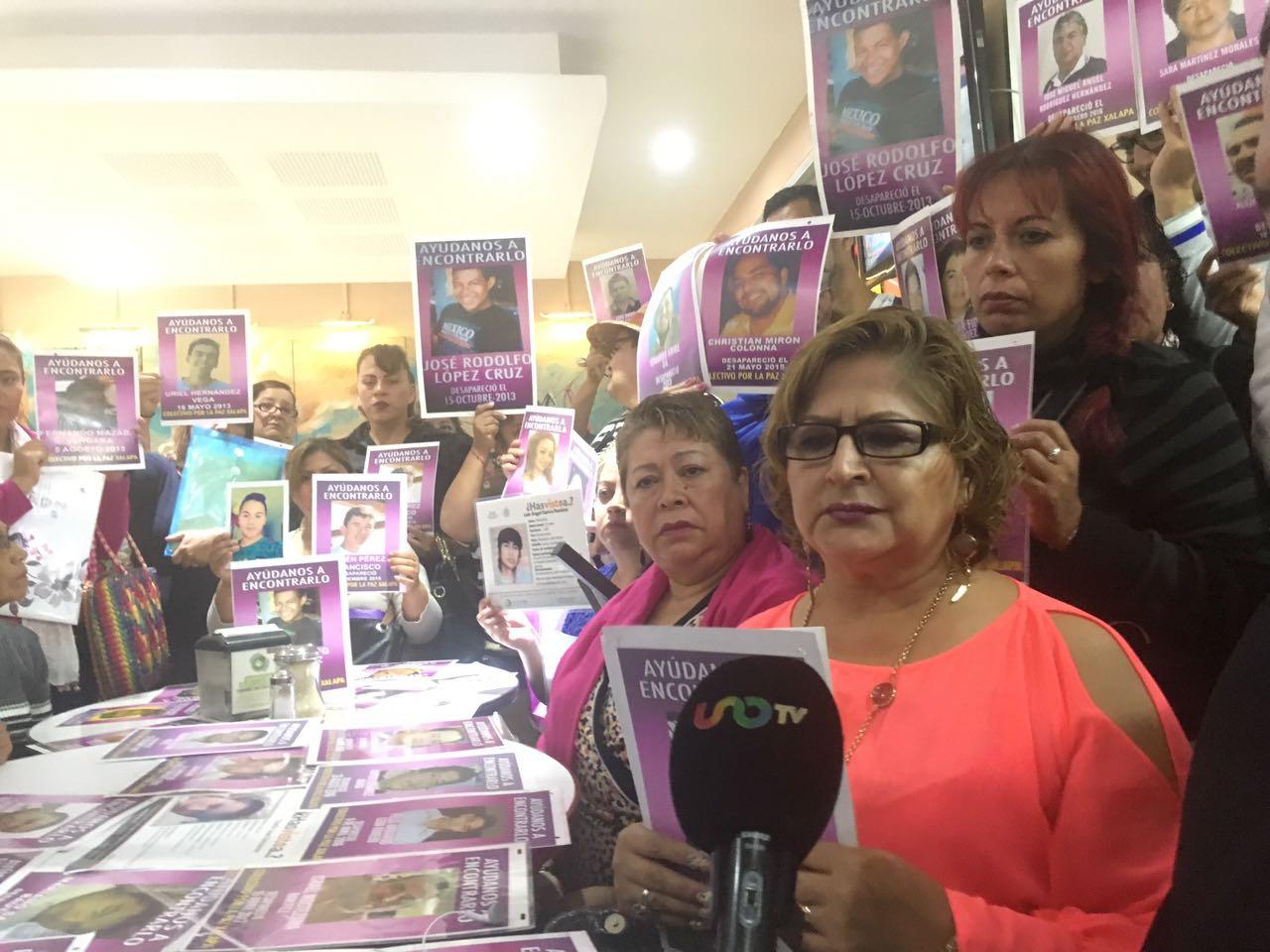 Colectivo denunciará a Duarte y Bermúdez por desaparición forzada