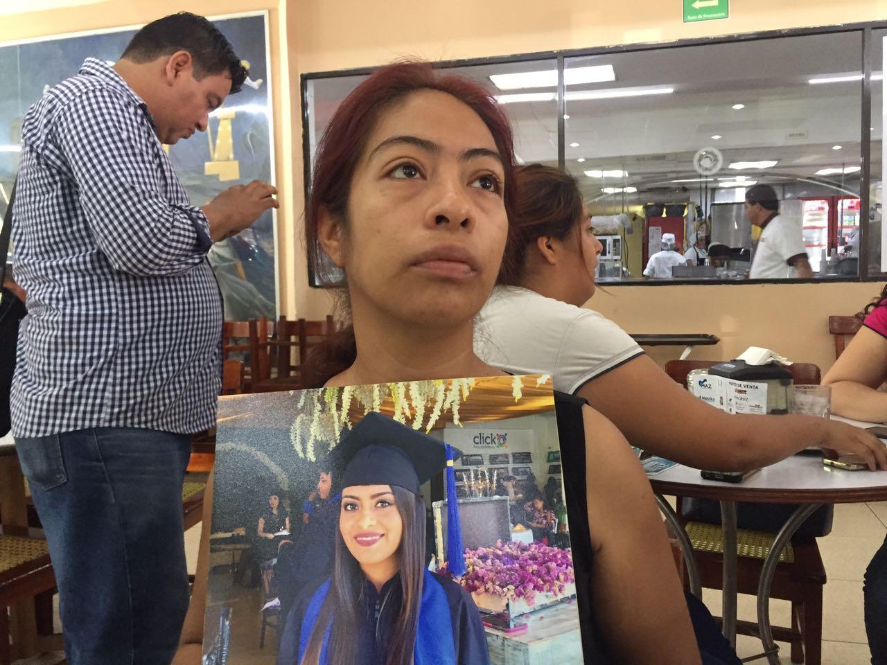 Llaman a movilización por asesinato de joven veracruzana