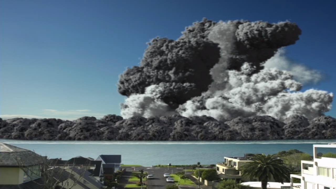 VIDEO: Volcán