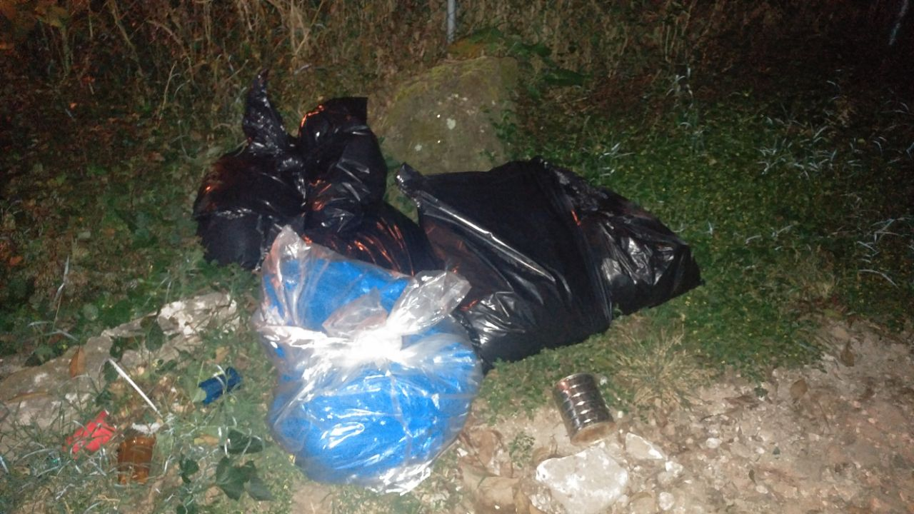 Eran cinco los cuerpos en bolsas hallados en Xalapa: FGE