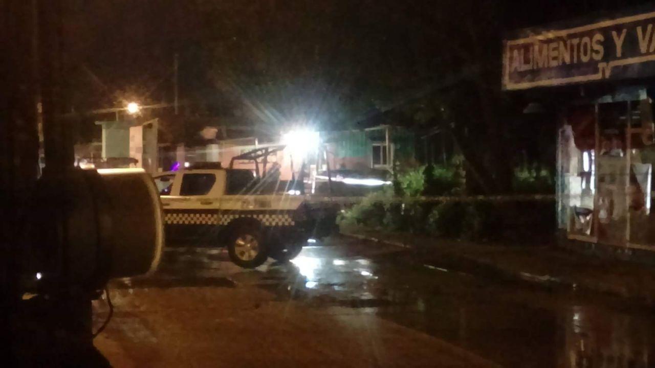 Ejecutan a seis personas en autolavado de Coatzacoalcos