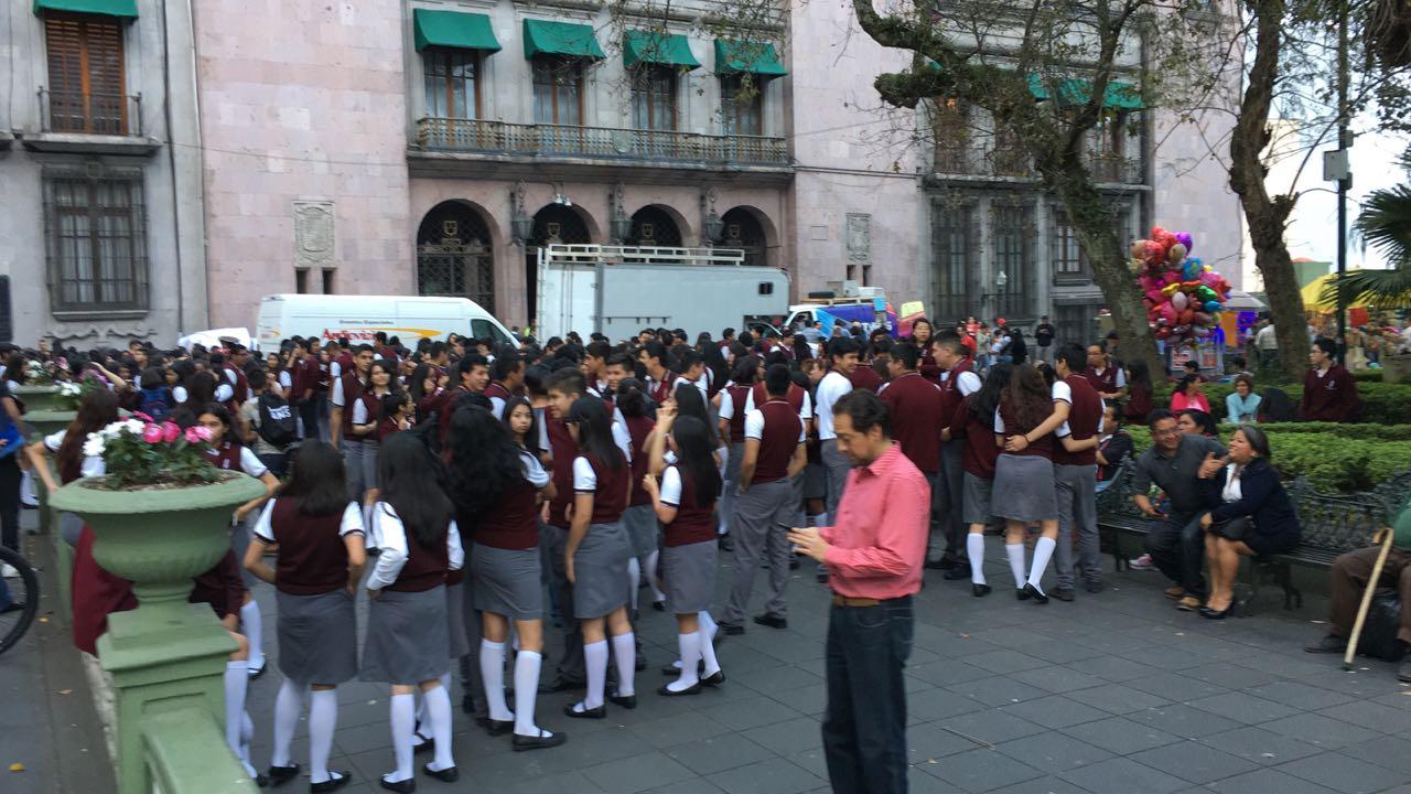 Sismo de 7.2 grados sacude Veracruz