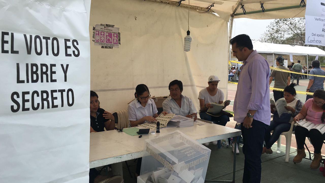 Minuto por minuto: elecciones extraordinarias en Veracruz